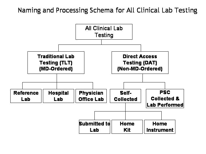 Lab Soft News  Proposed Naming Schema For All Clinical Lab